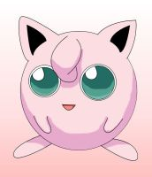 Jigglypuff by Dungeon-Lilly