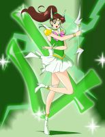 Holy Sailor Jupiter -final- by AlanSky