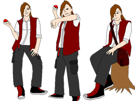 Charlie - PB, T, S by Harry-Potter-Addict