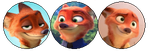 Nick Wilde Divider by xX-Paradise-Lost-Xx