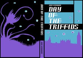Day of the Triffids Book Cover by eosvector