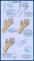 Basic Hands By Darwin by Tigershark06