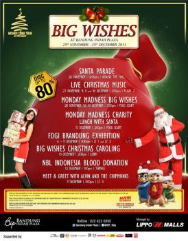 Bandung Indah Plaza | Big Wishes by gerysisiput