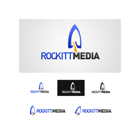 RockittMedia Logotype by alexdesigns