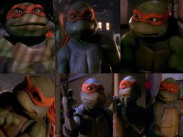 Mikey, Tmnt 1990 by GamerAshley