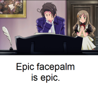 Facepalms are Epic by HazelLevesque24