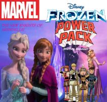Frozen Power Pack by Trackforce