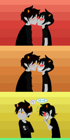 Homestuck: Use Lick Colored by GameRat514