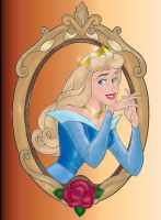 Princess Aurora by virginie25