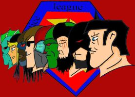 justice league world by el5toenviado