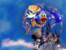 Mickey's Philharmagic by unknowninspiration