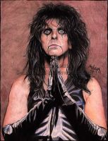 Alice Cooper for Dragslo by Red-Szajn