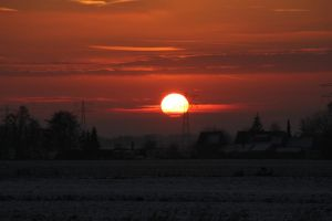 12-12-08 The Sunset 11 by Herdervriend