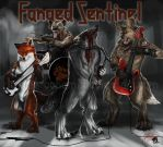 Fanged Sentinel by latent-ookami