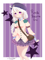 Roshia BecomeOne by RuRu-Rika