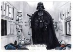 Enter Lord Vader by SSwanger