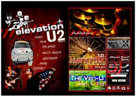 Elevation the U2 tribute by DukeDalton