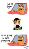 BROTRAYAL by Sassgardian