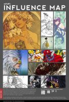 Influence Map by edhall