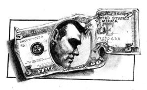 Morrissey five dolla by smushbox