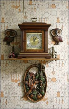 of Owls and Time by BurlapZack