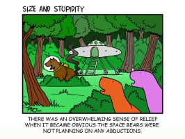 Does a bear sh#t in the woods? by Size-And-Stupidity