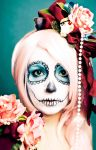 Candy Skull ID by kerkera