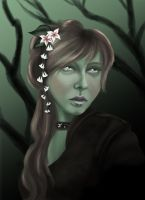 The Last Dryad by Raven-Studios