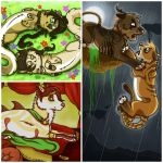 2014 - Top Pieces by starry-knight16