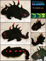 Snarbolax Plush by Reauki