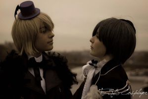 You'll be mine Phantomhive by BeckyOMalet92