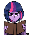 Twilight Emo Angry by BananimationOfficial