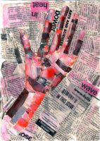 Newsprint by ZOMGwingly