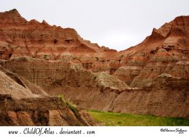 Badlands - 19 by ElaineSeleneStock