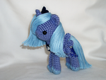 princess luna miniplush by MasterPlanner