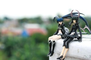 On top of the world with my bestfriend by KingofHearts2012