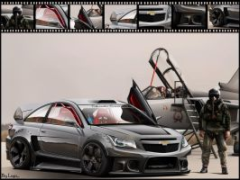 Chevrolet Cruze by Lopi-42