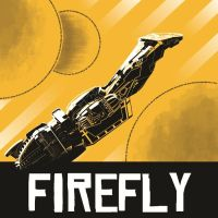 Firefly Album Cover::Black by curtistiegs