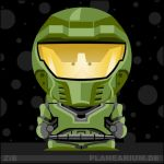 HALO: Master Chief (V. 2) by planearium