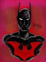 Batman Beyond by fmvra1s