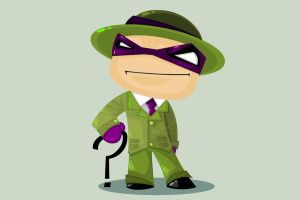 The Riddler by vancamelot