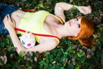 Misty - Pokemon by BadLuckKitty