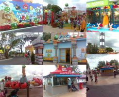 +A View of the Angry Birds Land+ by NoahandHaroldsgirl