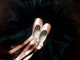 tutu and pointe by MariaMC
