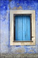 portuguese window by Zweiblum