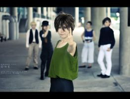 Gundam Wing ::ONE by Cvy