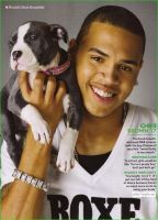 chris brown by chrisbrownluver
