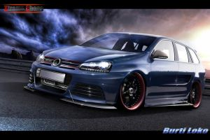 Golf ..::XC::.. S.S.  Final by BurtiLoko