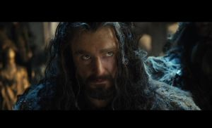 Thorin Oakenshield- Desolation of Smaug by Goldie4224