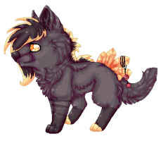 .:Pixel Doll:. Alysia with Speedpaint by oOCupcakeOo